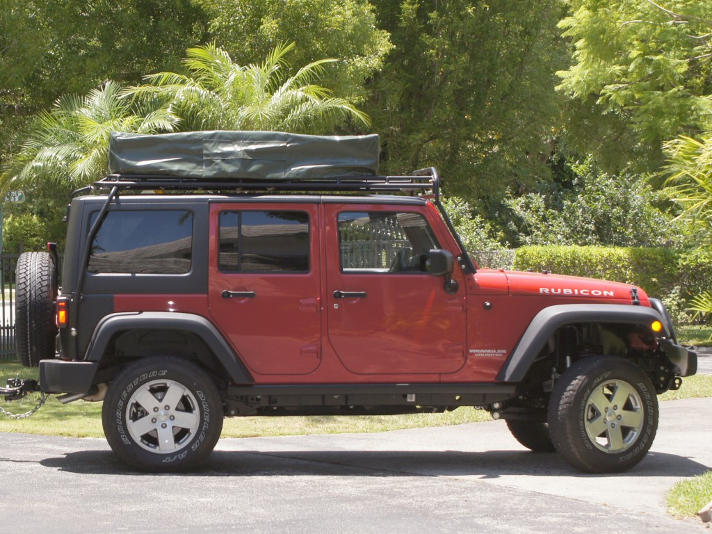 jeep roof tent jeeps with rooftop tents · thread roof top tent eeze awn 1800t the best all season tent in the market ... & Roof Top Tent For Jeep Wrangler - Flat Roof Pictures