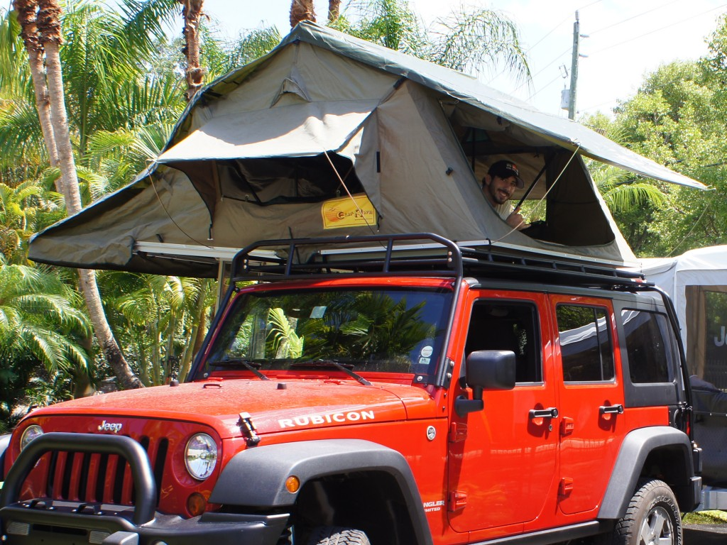 & How did you mount your Roof Top Tent - Jeep Wrangler Forum