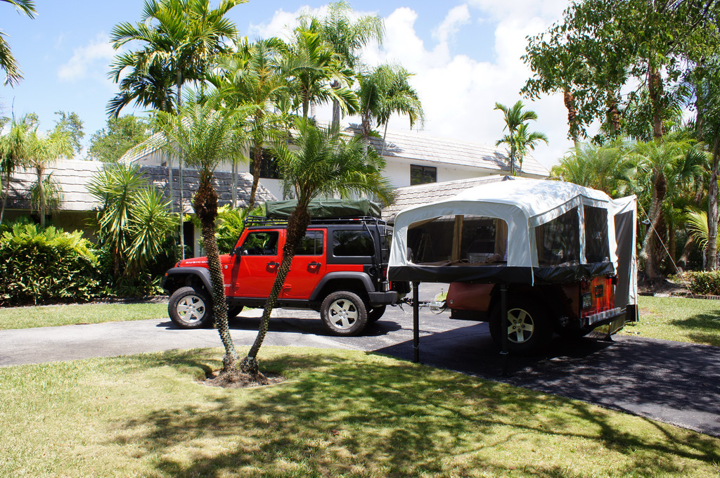Amazing  About Jeep Extreme Off Road Camper  The Best Off Road Trailer Ever