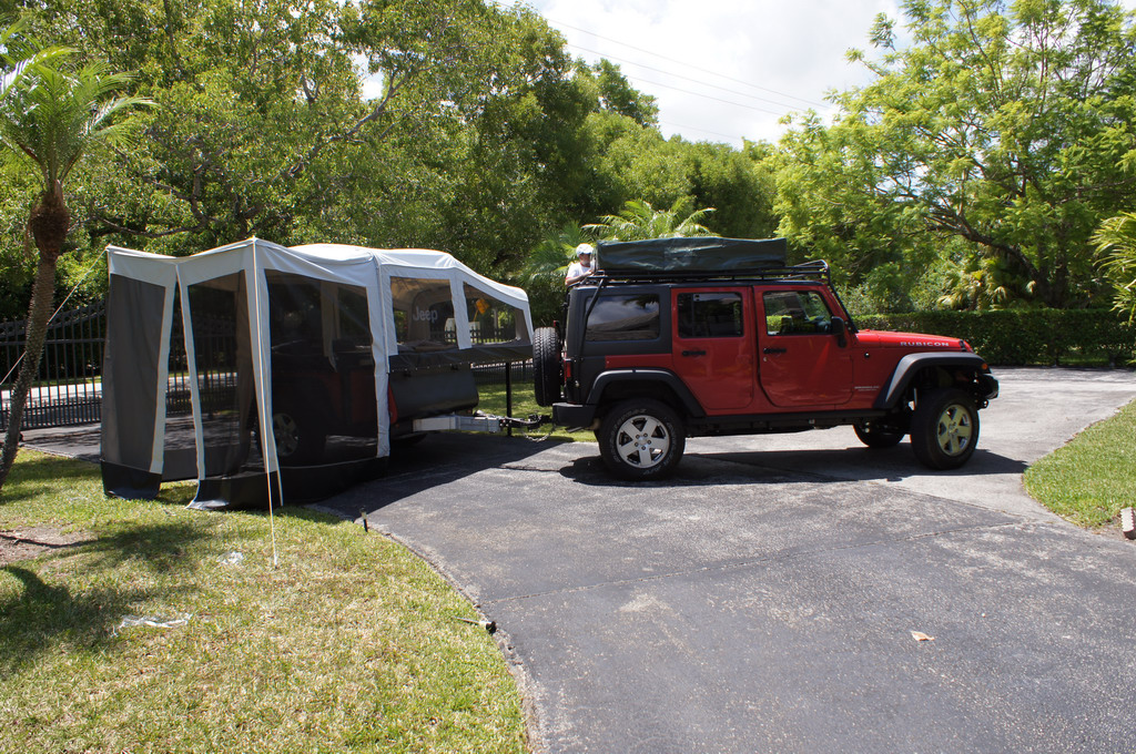 Wonderful Jeep Wrangler Off Road Camper Trailers And Jeep 4x4 Campers By Tentrax